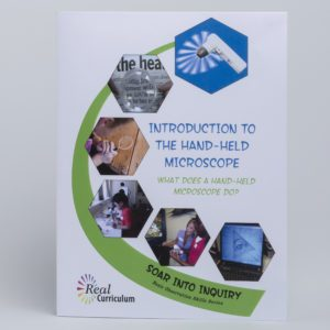 Real Curriculum Book – Intro to Hand-Held Microscopes