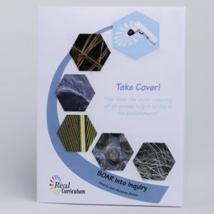 Real Curriculum Book – Take Cover Animal Coverings