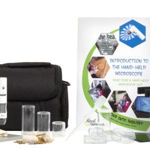 MicroSight 5MP 10-200x Explorer Kit