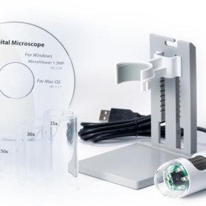 MicroSight 5MP 10-200x Basic Set